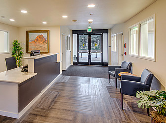 Willow Housing - Lobby